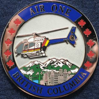 Air Services Air One British Columbia