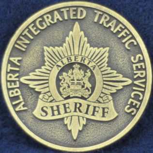 Alberta Integrated Traffic Services (gold)