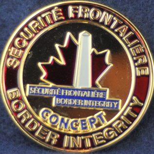 Border Integrity Concept