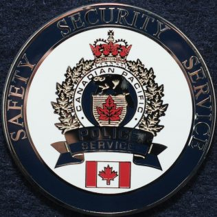 Canadian Pacific Police Service