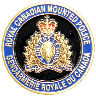 Canadian Law-Enforcement Challenge Coins | ChallengeCoins ca