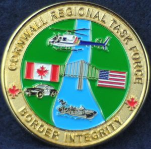 Cornwall Regional Task Force - Border Integrity