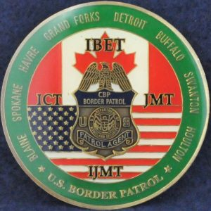 Integrated Border Enforcement Team (IBET) Ottawa 2