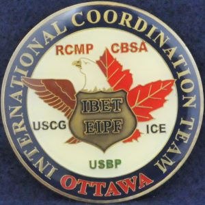 Integrated Border Enforcement Team (IBET) Ottawa