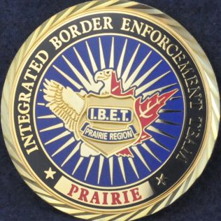 Integrated Border Enforcement Team (IBET) Prairie Region