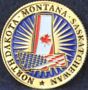 Integrated Border Enforcement Team (IBET) Prairie Region (Mini coin) 2