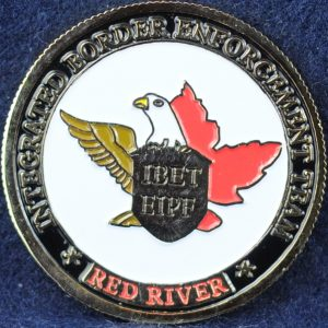 Integrated Border Enforcement Team (IBET) Red River