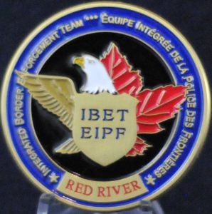 Integrated Border Enforcement Team Red River - Large