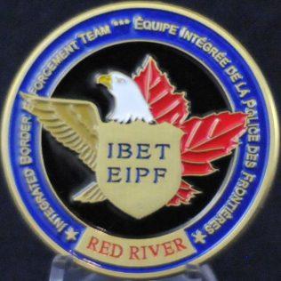Integrated Border Enforcement Team (IBET) Red River - Large
