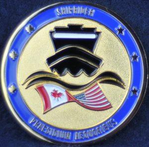 Integrated Border Enforcement Team - Shiprider 2