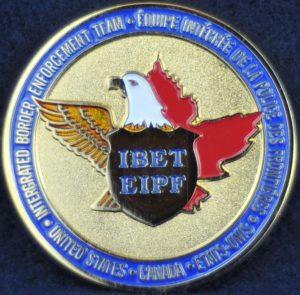 Integrated Border Enforcement Team - Shiprider