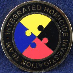 Integrated Homicide Investigation Team (IHIT) Gold