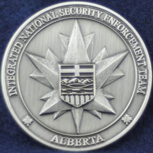 Integrated National Security Enforcement Team - Alberta