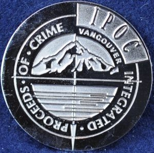 Integrated Proceeds of Crime (IPOC) Vancouver Silver 2