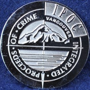 Integrated Proceeds of Crime (IPOC) Vancouver Silver