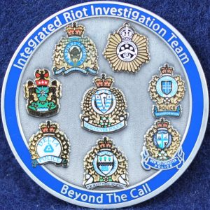 Integrated Riot Investigation Team, Vancouver