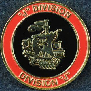 RCMP J Division