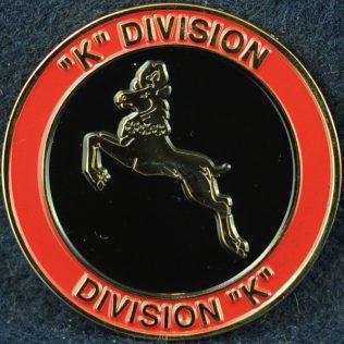 RCMP K Division