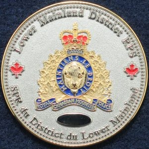 RCMP Lower Mainland District