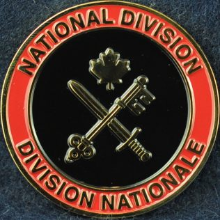RCMP National Division