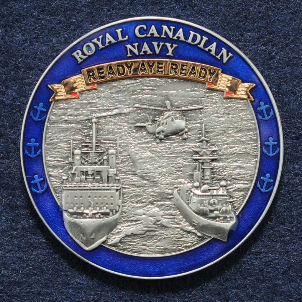 Royal Canadian Navy