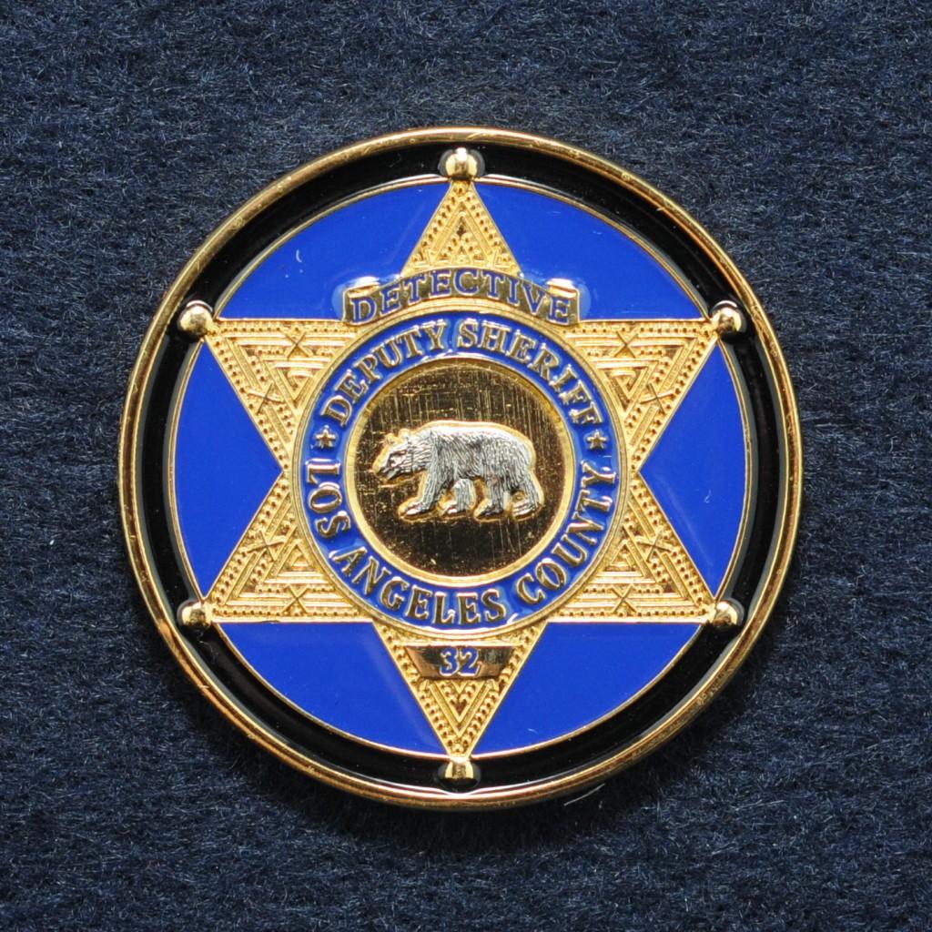 Sheriff LA County Homicide Bureau Cold Case Team