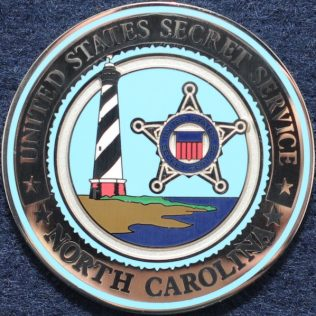 Unites States Secret Service North Carolina Charlotte Field Office