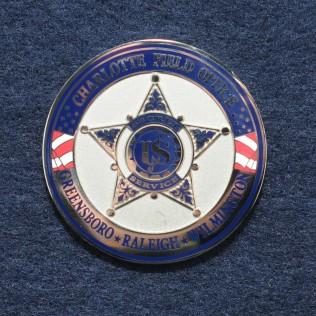 Unites States Secret Service, North Carolina Charlotte Field Office