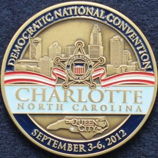 US Secret Service Charlotte North Carolina