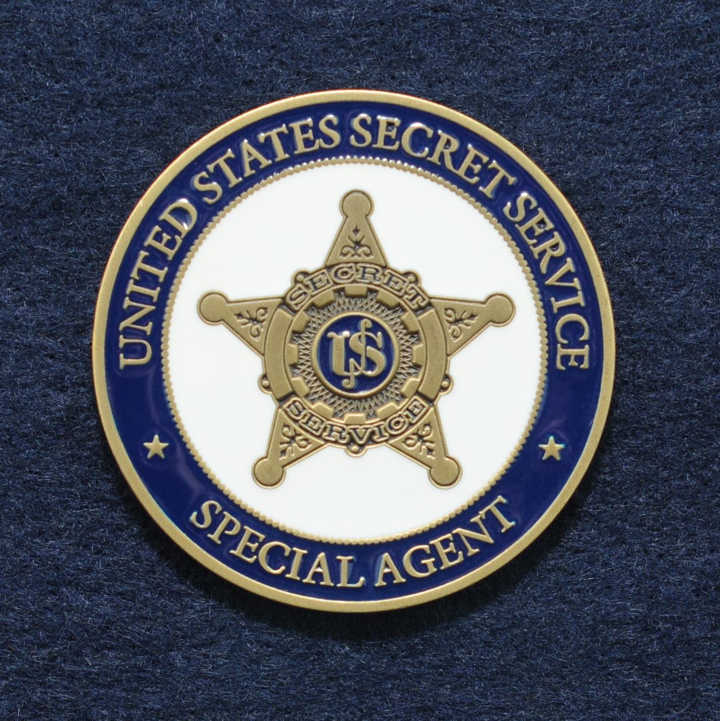 Dating a secret service agent