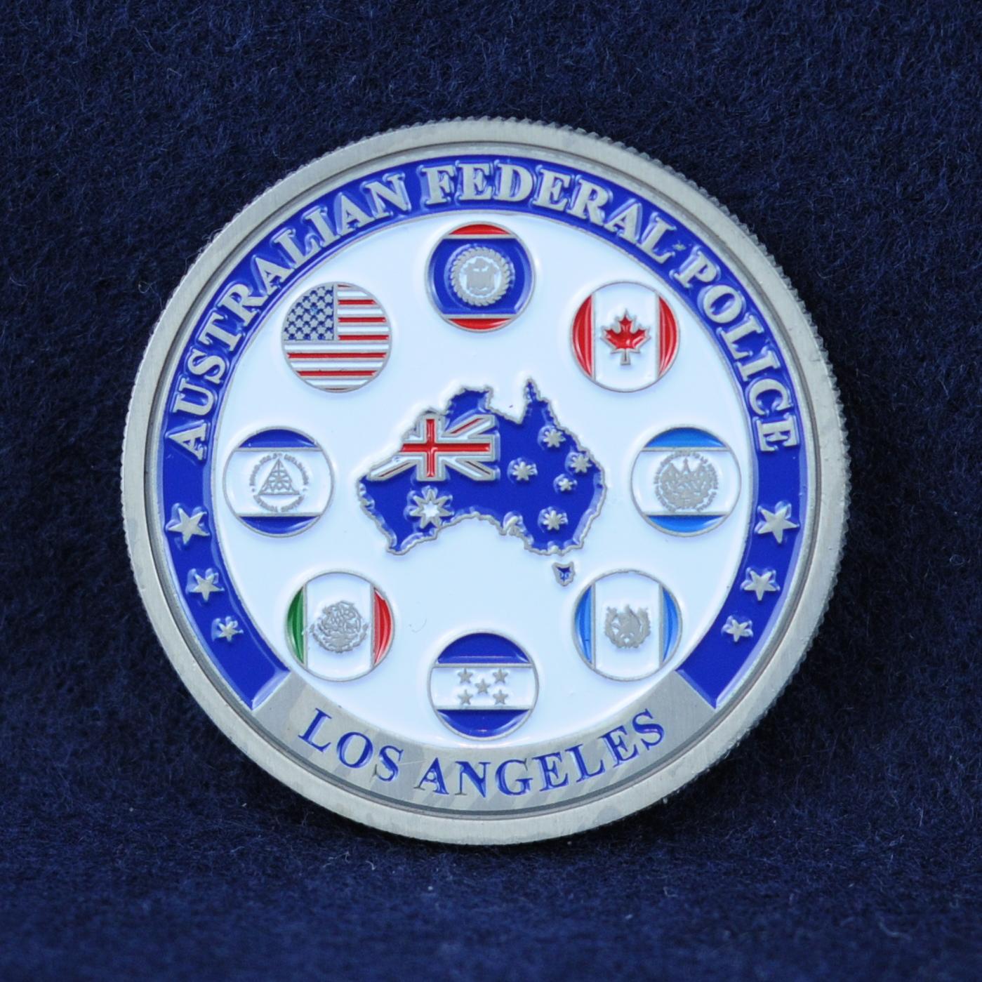 Ontario Provincial Police - Chorus   Challengecoins.ca