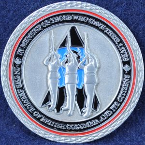 British Columbia Law Enforcement Memorial 2
