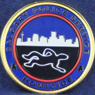 Calgary Police Service - Homicide