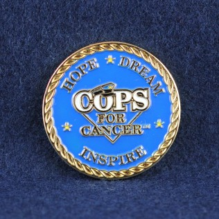 Canadian Cancer Society Cops for Cancer