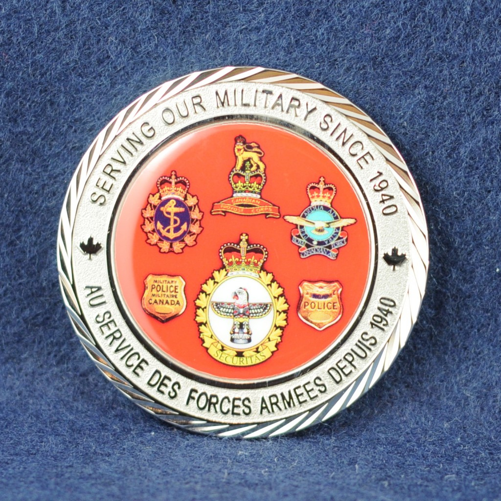 Canadian Military Police 75th Anniversary