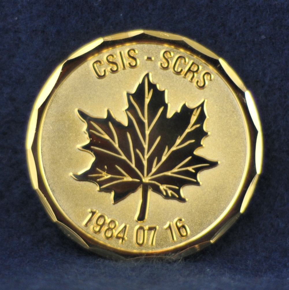 Canadian Security Intelligence Service 2