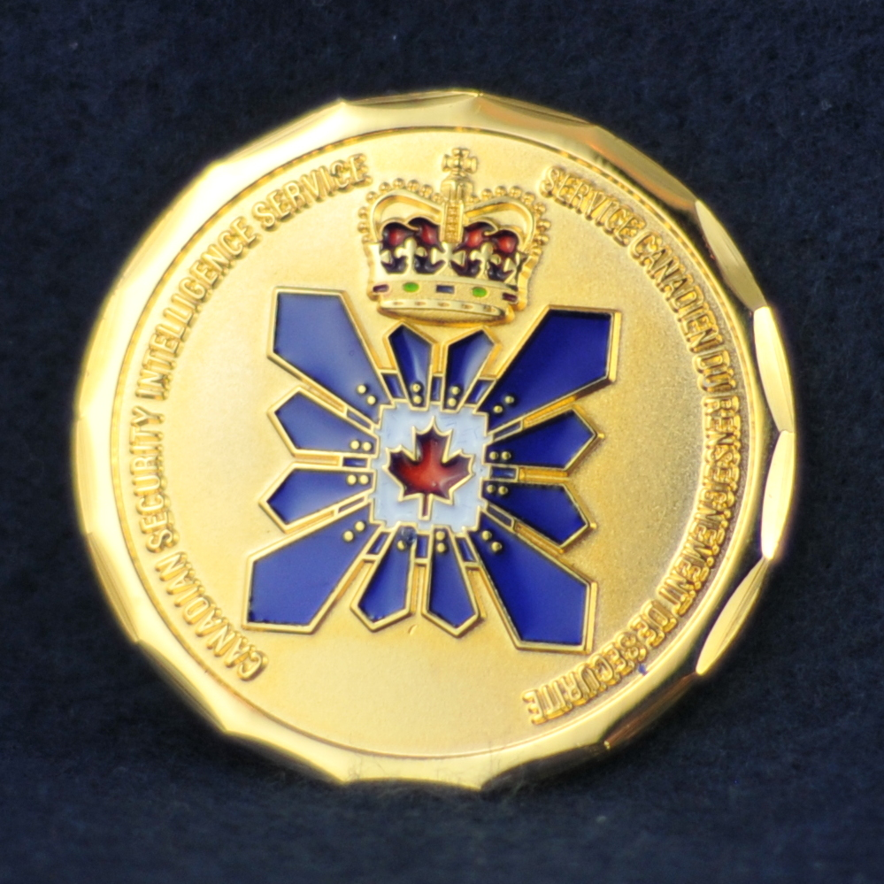 Canadian Security Intelligence Service Challengecoins Ca