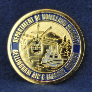 Department of Homeland Security Bellingham Air & Marine Branch
