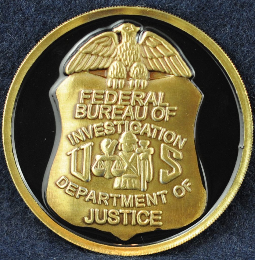 Federal Bureau of Investigation (FBI) 2