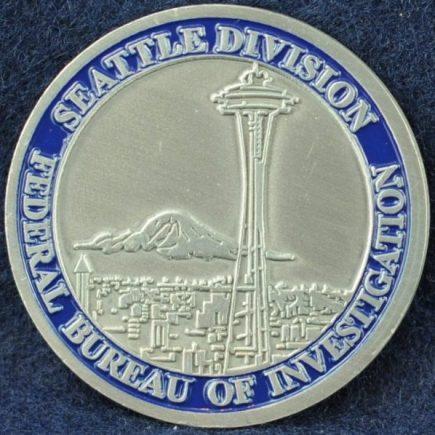 Federal Bureau of Investigation Seattle Division