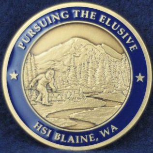 Homeland Security Investigations - ICE Blaine Washington