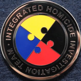 Integrated Homicide Investigation Team - IHIT Silver