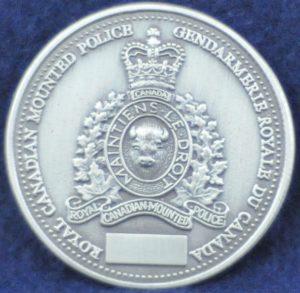RCMP 135 years 1873-2008 2