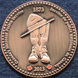 RCMP 140th Anniversary
