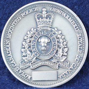 RCMP 1873 MP pewter 2