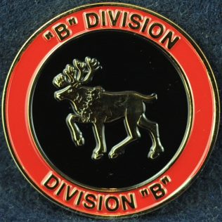 RCMP B Division