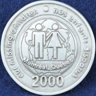 RCMP C Division Our Missing Children 2000