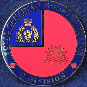 RCMP Criminal Operations Contract Policing E Division 2