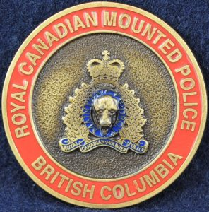 RCMP Criminal Operations Federal Policing - British Columbia 2