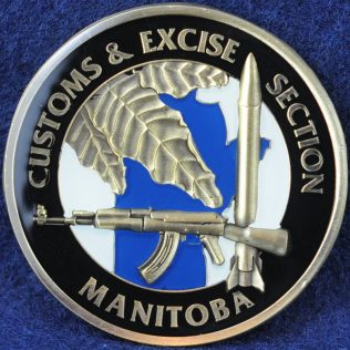 RCMP D Division Customs & Excise Section